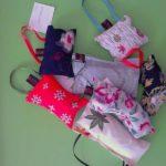 Lavande en kimono